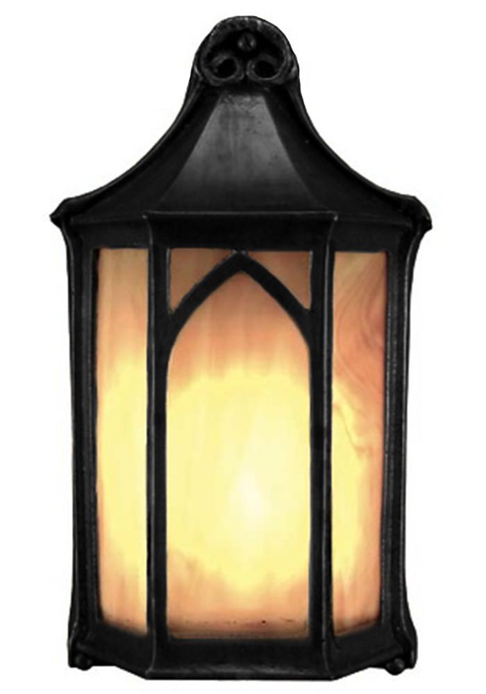Vintage Hardware & Lighting - Outdoor Light Arts & Crafts Flush ...
