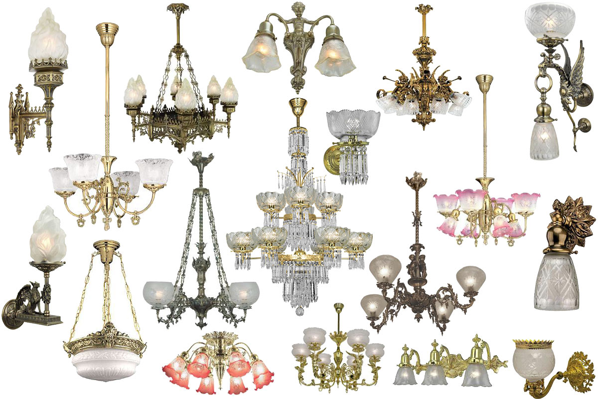 victorian chandeliers ceiling lights sconces