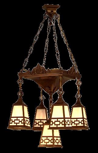 Vintage Hardware Lighting Arts And Crafts Craftsman