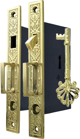 Pocket Door Mortice Lock Set And Key.png