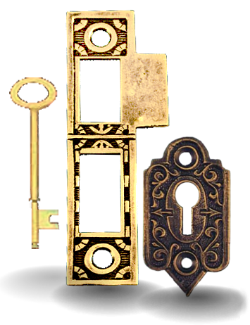 Antique Door Hardware vintage hardware & lighting - classic antique door hardware
