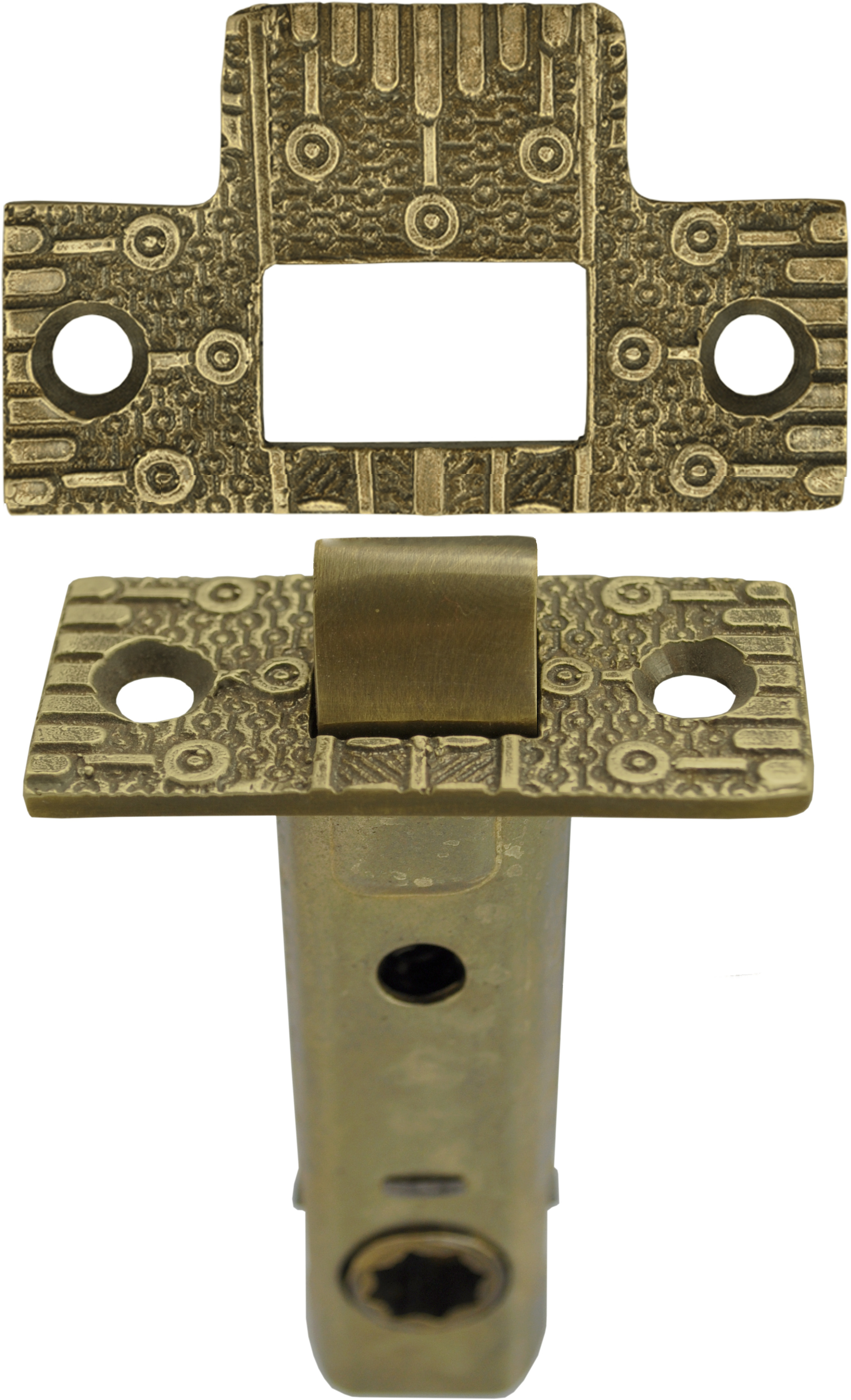 Backset, Vintage Pocket Door Locks