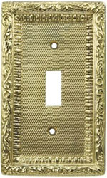 Victorian Switch plate cover