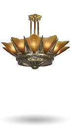 reproduction antique chandeliers and ceiling fixtures
