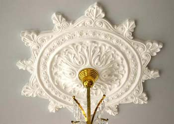 victorian plaster ceiling medallions