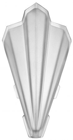 Frosted Slip Shade Reproduction for Mid-West Soleure Series (0165FG)