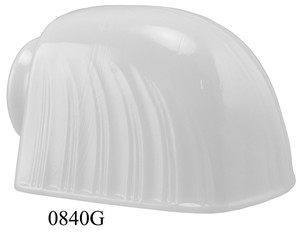 Art-Deco-Streamline-Modern-Shade-2.25-inch-Fitter-(0840G)