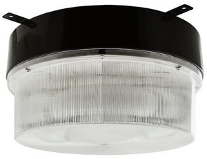 Induction Light for Garages Hallways and Basements 100 Watt (100-CDC)