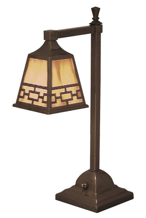 Mission Classic L Table Lamp Chain Shade (103-MC1-PL)
