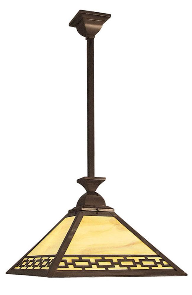 vintage hardware lighting mission style rod hung