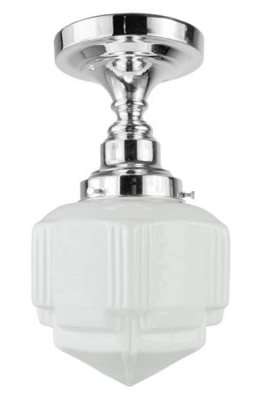 Close-Ceiling-Light-Schoolhouse-Style-with-4-inch-Fitter-(17-CCL-4F)