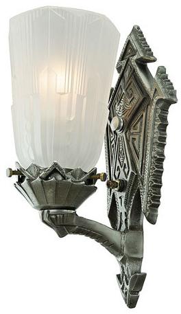 Vintage Hardware Amp Lighting Art Deco Chicago Series