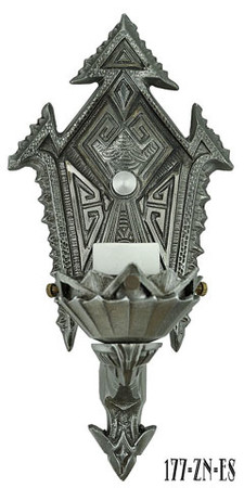 Art-Deco-Chicago-Single-Wall-Sconce-(177-ZN-ES)
