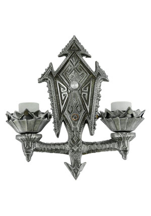 Art-Deco-Chicago-Double-Sconce-Light-(178-ZN-DES)