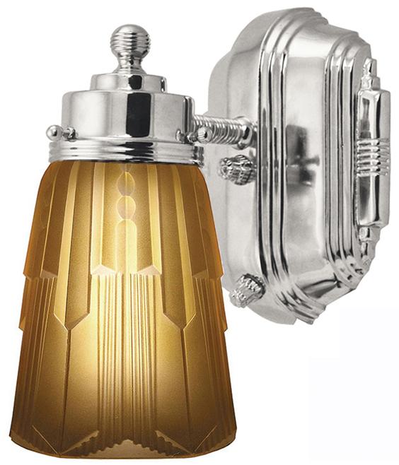 Art Deco Wall Sconces vintage hardware & lighting -