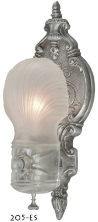 Art Deco Wall Lights American Sconces Design by Lightolier (205-ES)