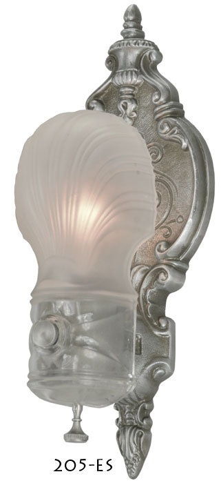 Art Deco Wall Lights American Sconces Design By Lightolier
