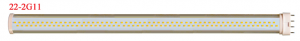 21.5 inch 2G11 Dimmable LED (22-2G11-X)
