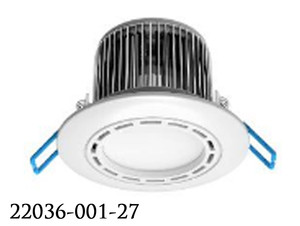 LED Diffused and Dimmable 36Watt LED Recessed Can Light (22036-001-27)