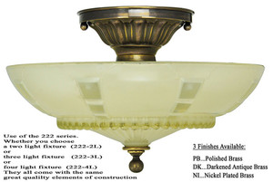 222-Series-Close-Ceiling-Light-Mounting-Kit-(222-2L-PB)