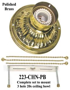 Vintage Hardware Amp Lighting Stem And Ceiling Kits