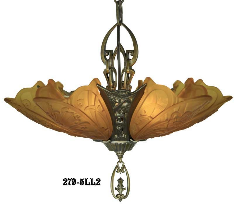 art deco style chandelier uk slip shade medieval light and shades parts