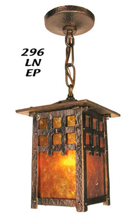 J Morgan Lantern Pendant Ceiling Light (296-LN-EP)