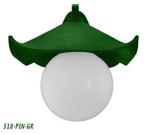 Historical-Japanese-Green-Pagoda-Porch-Light-C1914-(318-PIN-GR)