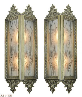American Large Theater Wall Sconces (321-ES)