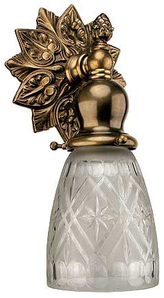 Victorian Style Close To The Wall Sconce 36 Cw Es