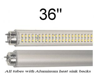 3 Foot Led Replacements For T8 Fluorescent Tube (36-T8-LED)