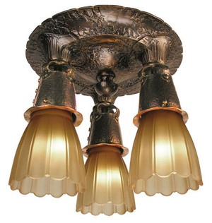 Arts-and-Crafts-3-Light-Close-Ceiling-Light-(388-CCL)