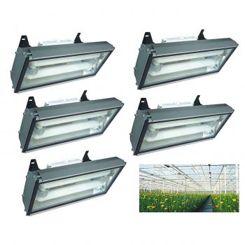 Grow Lights- Induction Lights for Plant Growth (TL-400_FIVE)
