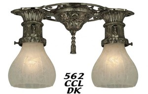 Victorian-Fancy-Close-Ceiling-2-Light-(562-CCL-NP)