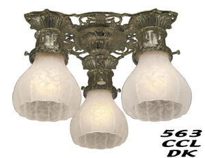 Fancy-Victorian-Close-Ceiling-3-Light-Nickel-Plated-(563-CCL-NP)