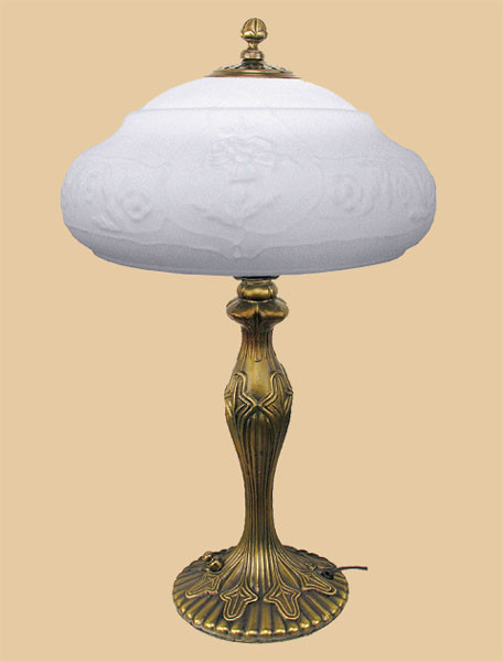 Vintage Hardware Amp Lighting Art Deco Table Lamps
