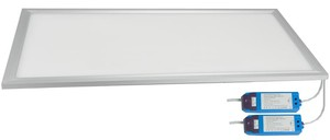 LED Flat Panel - Diffused and Dimmable Light, 2' x 4' 72watts (60120-72-2)