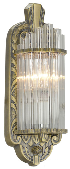Art Deco Restoration Wall Sconces Antique Reproduction