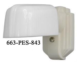 Porcelain-Streamline--Wall-Sconce-(663-PES)