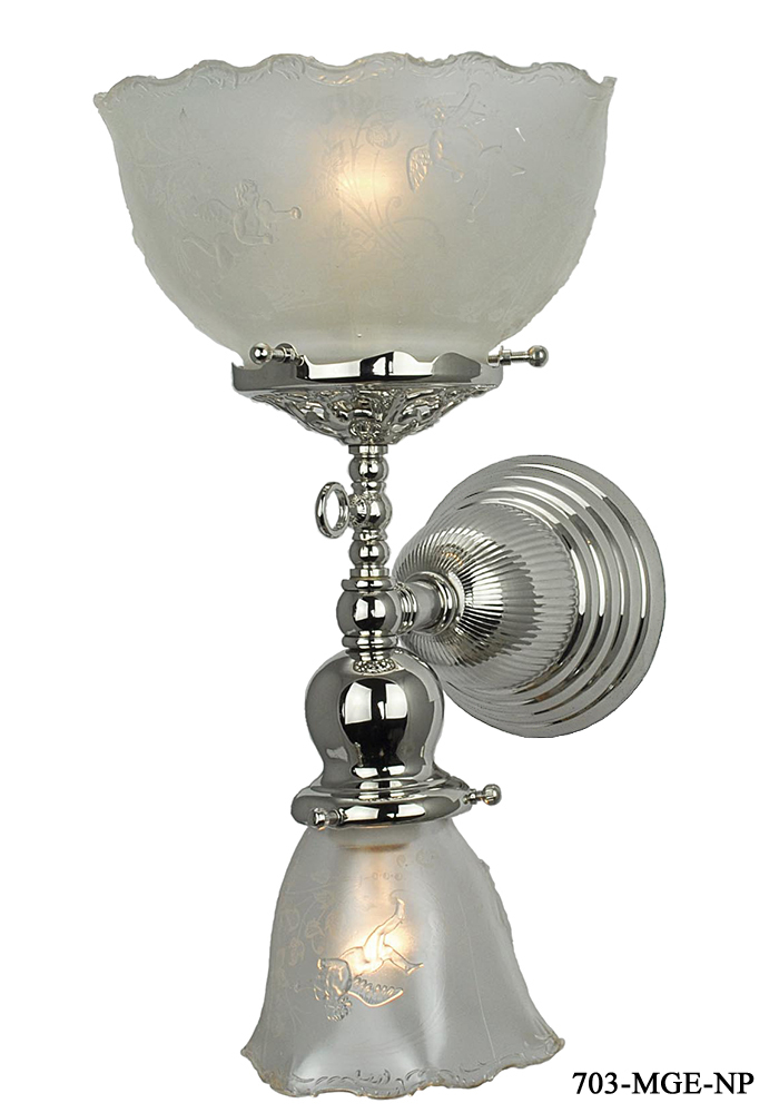 wall sconce with switch