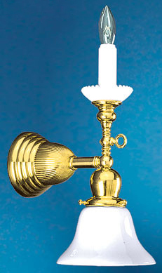 vintage hardware lighting victorian gas candle early electric wall sconce light 703 sa