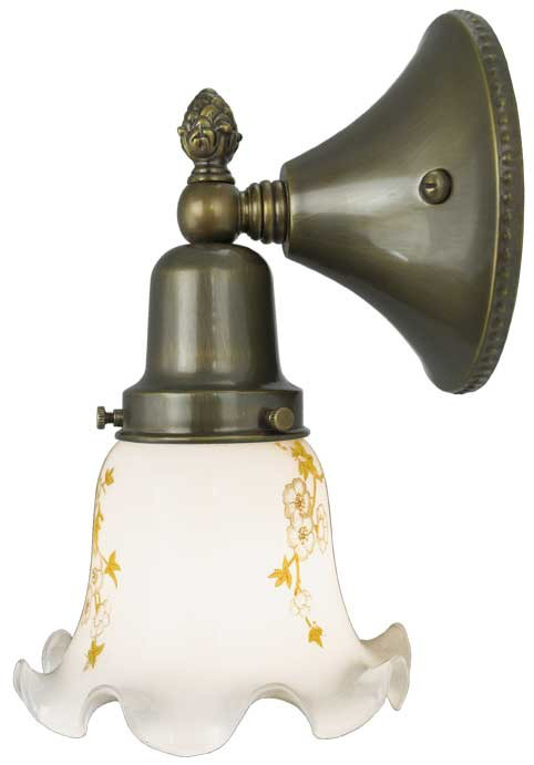 Victorian Style Close To The Wall Sconce 703resdk2