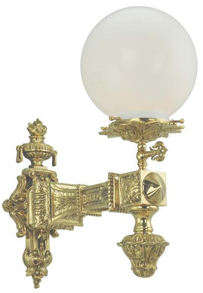 Victorian Porch Light Circa 1876