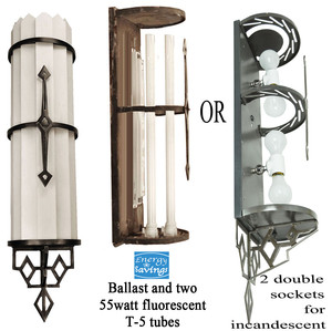 Large-Art-Deco-Wall-Sconce-Choice-Of-Bulb-Socket-(770-IN-DK)