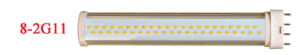 9 inch 2G11 Dimmable LED (8-2G11-X)
