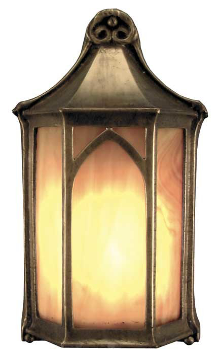 Outdoor Light Arts Crafts Flush Mount Porch 808 Prc Br