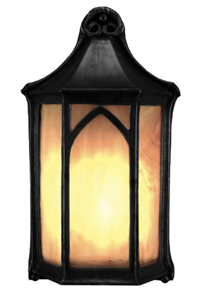 Outdoor light arts crafts flush mount porch light 808 prc br