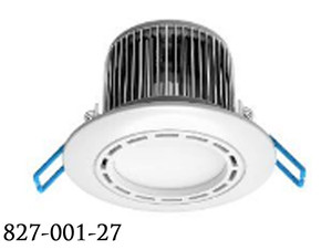 LED Diffused and Dimmable 7Watt LED Recessed Can Light (827-001-X)
