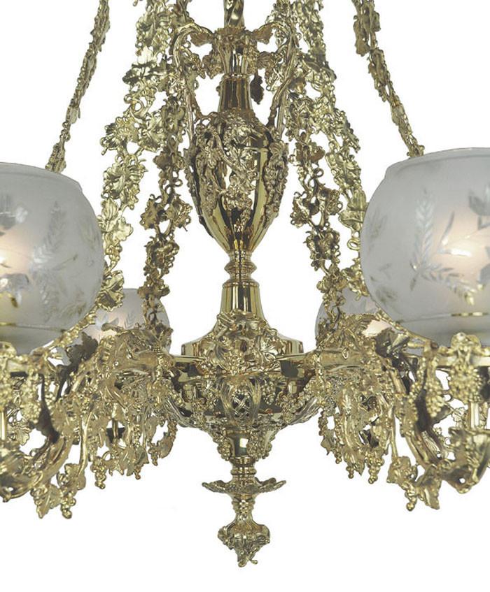 Vintage Hardware Lighting – Victorian Chandelier