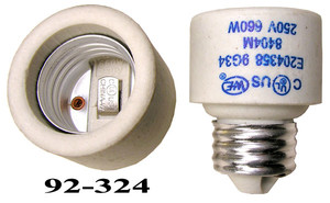 Light Socket Extender (92-324)